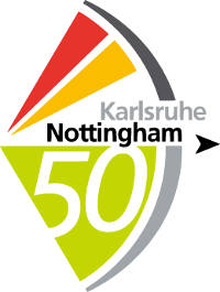 50th Anniversary of Nottingham twinned with Karlsruhe